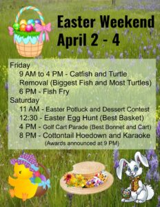 Easter Weekend
