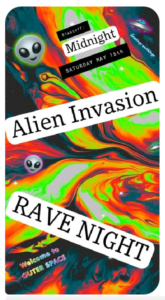 Alien Invasion Night