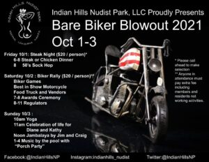 Bare Biker Blowout 2021